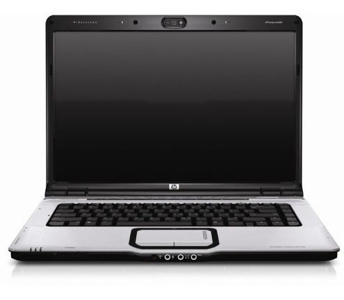 Laptop Hp Pavilion Entertainment Pc Dv6000 (por Partes)