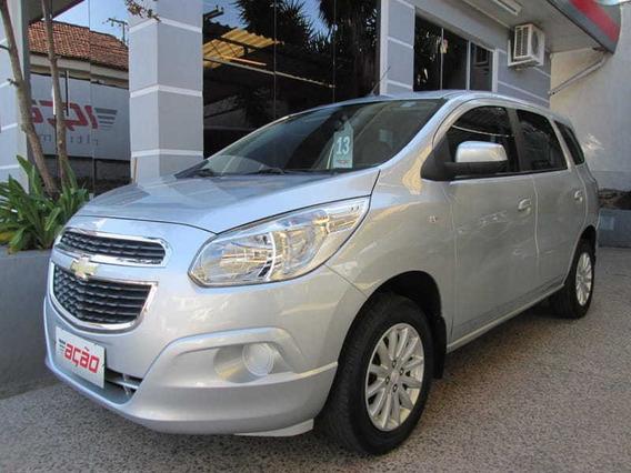 Chevrolet - Spin 1.8 Lt 8v Flex 4p Manual 2013