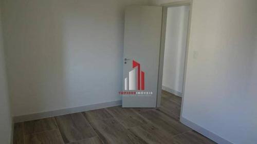 Imagem 1 de 14 de Apartamento Com 2 Dormitórios À Venda, 57 M² Por R$ 403.900,00 - Vila Monumento - São Paulo/sp - Ap1421