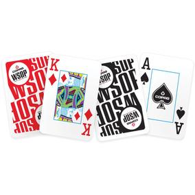 Baralho World Series Of Poker Plastico Copag