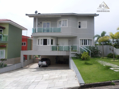 Sobrado Residencial À Venda, Monterey Ville, Mogi Das Cruzes - So0161. - So0161