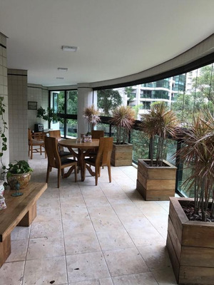 Apartamento Em Panamby, São Paulo/sp De 440m² 4 Quartos À Venda Por R$ 4.300.000,00 Ou Para Locação R$ 16.000,00/mes - Ap189482lr