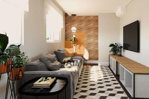 Apartamento Para Venda No Jardim América - Bi4410