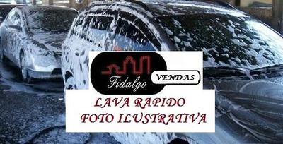 Lava Rapido E Renovadora Lucro Média R$ 4.000,00 Ref: 1610