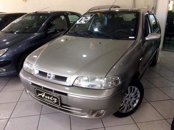 Fiat Palio 1.0 Elx 500 Anos Gasolina 4p Completo (- Ar) 2002