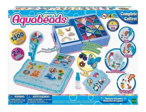 Brinquedo Aquabeads Kit Deluxe Studio Epoch Magia