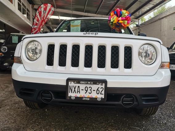 Jeep Patriot 2015 Sport Automatica Factura Agencia Unico Due