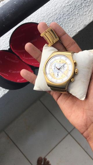 Relógio Swatch Caramelo Novo 1,500$ Sem Detalhe