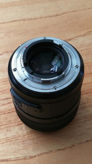 Sigma 35mm F/1.4 Art Dg Hsm Para Nikon