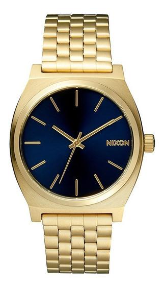 Reloj Nixon Time Teller All Light Gold