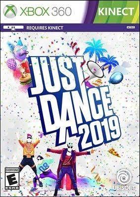 Combo Just Dance 2018 E 2019 Xbox 360 Digital