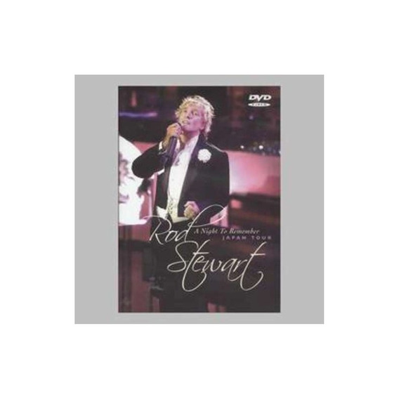 Stewart Rod A Night To Remember Dvd Nuevo