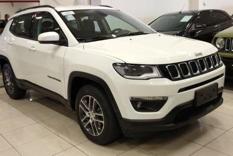 Jeep Compass 2.0 Sport Flex Aut. 5p 2019 / 2020 0km