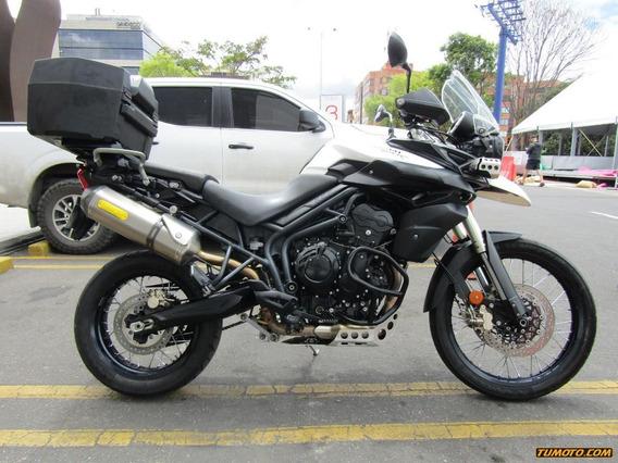 Triumph Tiger 800 Tiger 800