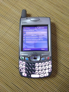Smartphone Treo 700 Wx (cdma) Windows Mobile