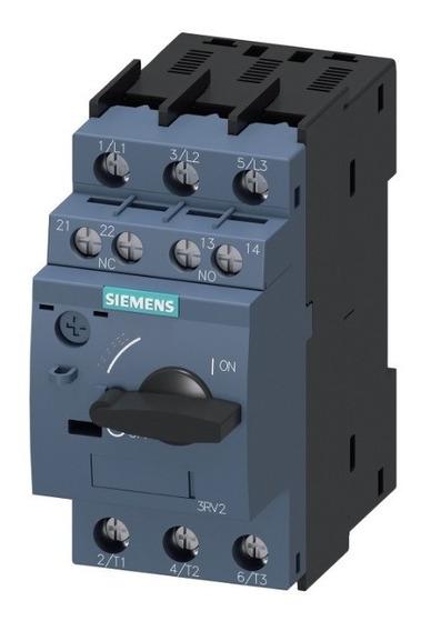 Guardamotor 18-25 Amperes S0 Siemens Na+nc 3rv2021-4da15