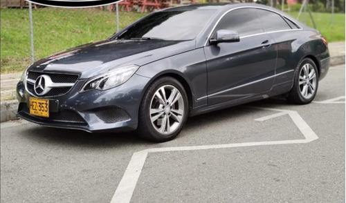Mercedes Benz E 250 [c207] [fl] Coupe Tp 2000cc T