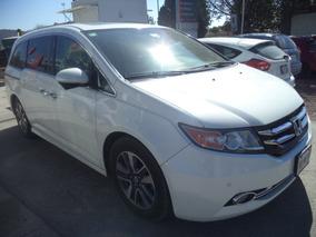 Honda Odyssey 3.5 Touring Mt 2015