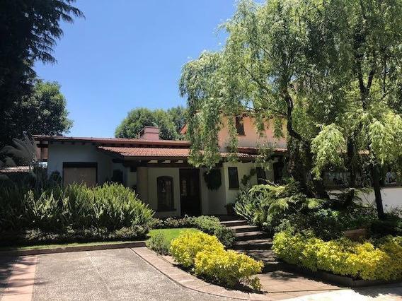 Renta/venta Residencia En Rancho San Francisco