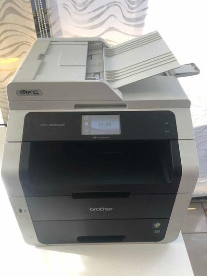 Impressora Multifuncional Laser Colorida Brother 9330 Cdw