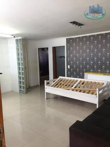 Apartamento Com 3 Dormitórios À Venda, 64 M² Por R$ 240.000 - Parque Cecap - Guarulhos/sp - Ap0950