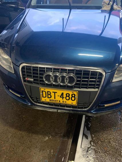 Audi A4 Luxury-sport Line