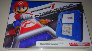 Consola Nintendo 2ds Flasheada + Smash Bros 3ds Original