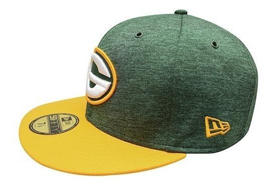 Gorra Green Bay Packers 59fifty New Era 7 1/4 -7 1/8 Deporte