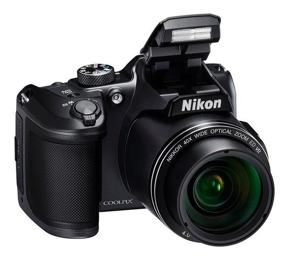 Camara Nikon B500 16mp Full Hd 40x Wifi Env Gratis M.pago