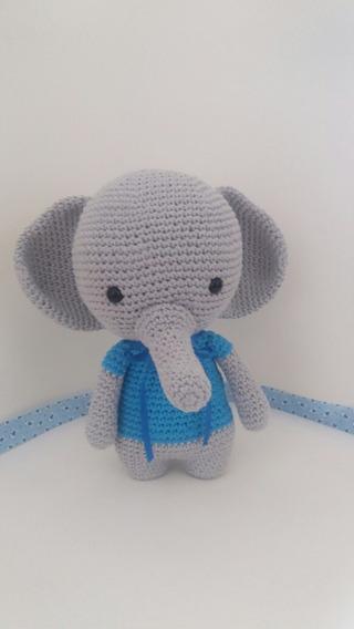 Amigurumi Elefante Bebé