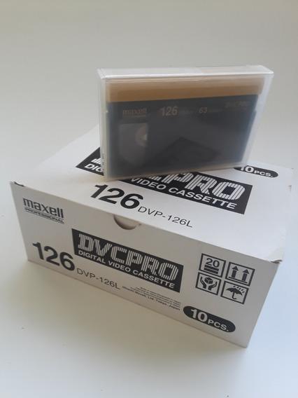 Cassetes De Video Dvc-pro