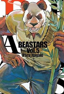 Beastars 5 - Itagaki, Paru