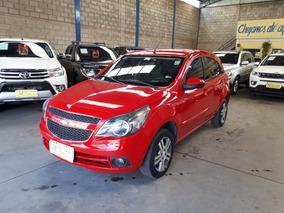 Chevrolet Agile 1.4 8v Ltz