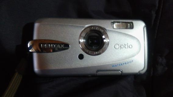 Câmera Pentax À Prova D
