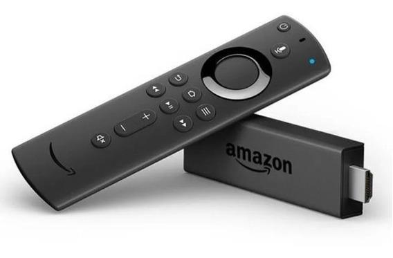 Amazon Fire Tv Stick 2 Geração 2019 Full Hd C/ Controle