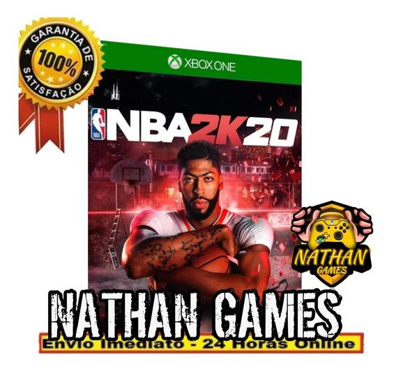Nba 2k20 Digital Xbox One + 1 Jogo Grátis