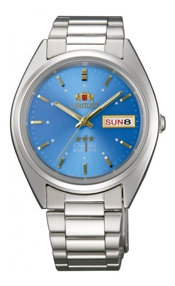Relógio Orient Automático Clássico Fab00005j9
