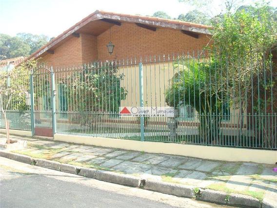 Casa Com 3 Dormitórios À Venda, 240 M² Por R$ 1.100.000,00 - Parque Continental - São Paulo/sp - Ca0602