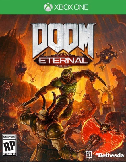 Doom Eternal Xbox One Mídia Digital + 1 Jogo Grátis