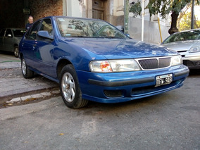 Nissan Sentra 2.0 Gxe Abs Ab 1999