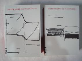 Livro Box Os Miseráveis 1 E 2 - Victor Hugo