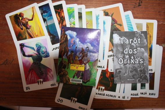 Tarô Dos Orixás - 22 Arcanos Maiores - Tarôt Original