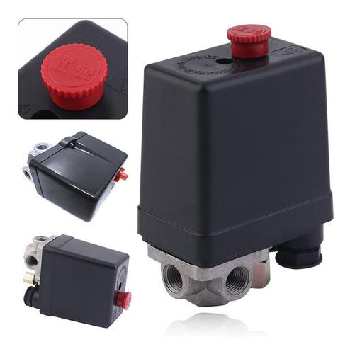 Presostato 3 Bocas Compresor Aire 25 / 50 Litros 2 - 2,5 Hp