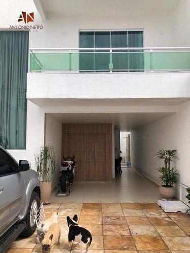 Imagem 1 de 30 de Casa Duplex À Venda No Bairro Passaré Em Fortaleza/ce - Ca0238