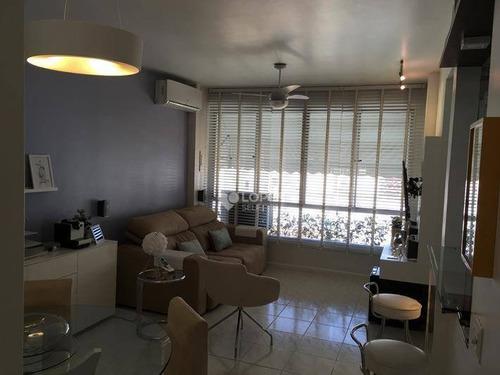 Apartamento À Venda, 40 M² Por R$ 485.000,00 - Icaraí - Niterói/rj - Ap35508