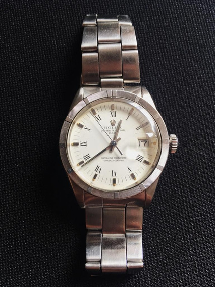 Relógio Rolex Oyster Perpetual Date Ano 1967