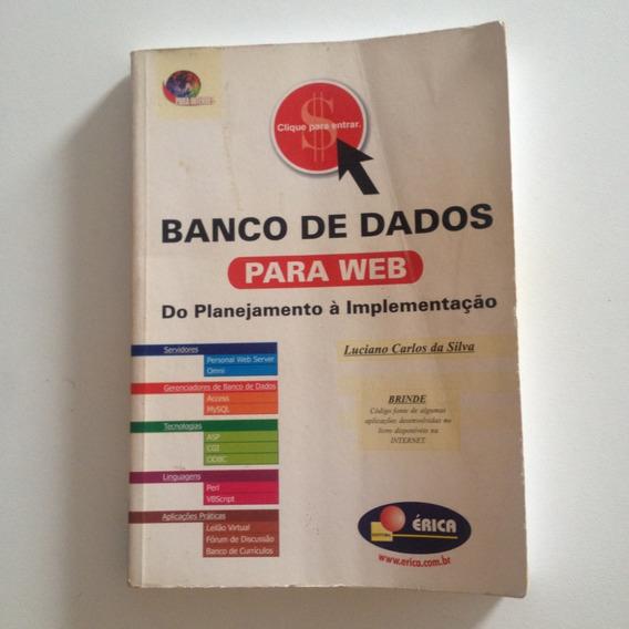 Livro Banco De Dados Para Web Do Planejamento À ... C2