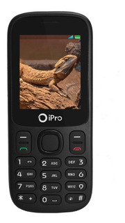 Celular Simples Barato Ipró I3200 2 Chips = I3100