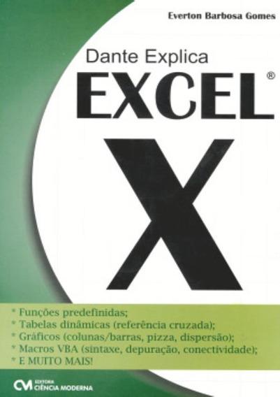 Dante Explica Excel