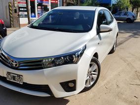 Toyota Corolla 1.8 Xei Cvt Pack 140cv 2015 Serv Oficiales